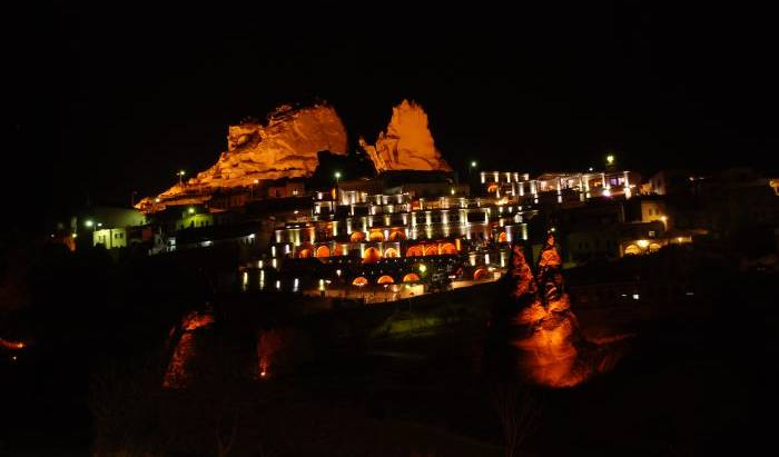 Cappadocia Cave Resort and Spa - Get low hotel rates and check availability in Uchisar 44 photos