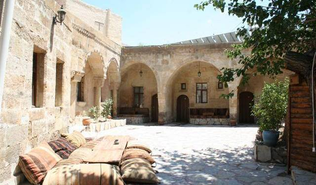 Cappadocia Palace Hotel - Search for free rooms and guaranteed low rates in Urgup 5 photos