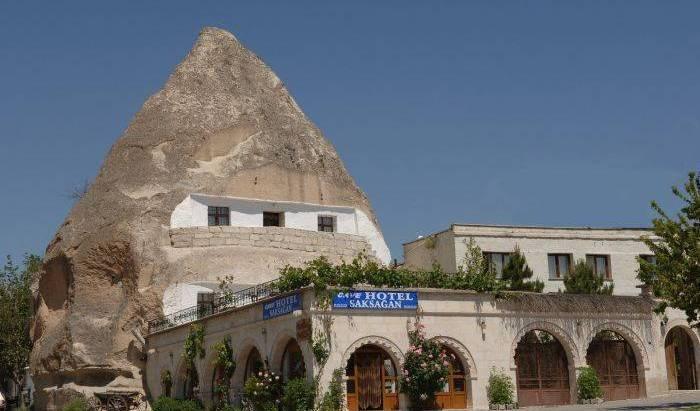 Cave Hotel Saksagan 10 photos