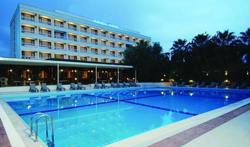 Grida City Hotel - Get low hotel rates and check availability in Antalya 8 photos