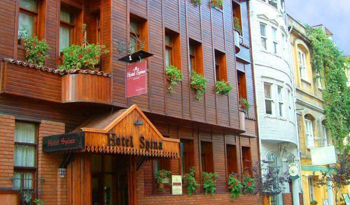 Hotel Spina - Search for free rooms and guaranteed low rates in Sultanahmet 12 photos