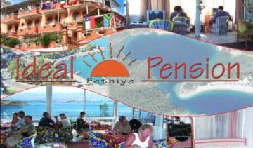 Ideal Pension - Get low hotel rates and check availability in Faralya 1 photo
