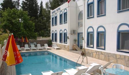 Otel Mars - Get low hotel rates and check availability in Bodrum 4 photos