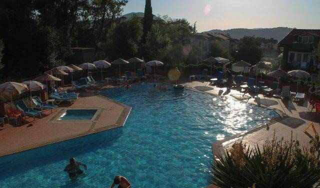 Tunacan Hotel - Search for free rooms and guaranteed low rates in Fethiye 12 photos