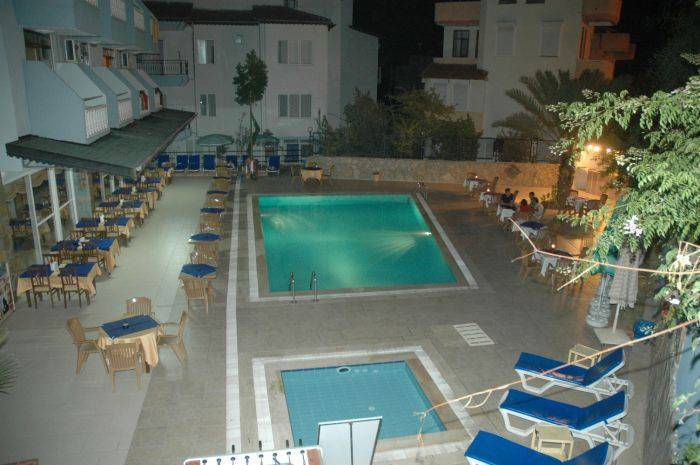 Daisy Garden Antalya, Antalya, Turkey, compare with famous sites for hostel bookings in Antalya