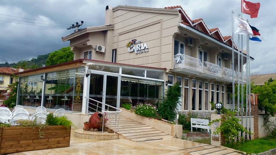 Dalyan Hotel Caria, Dalyan, Turkey, Turkey hotels and hostels