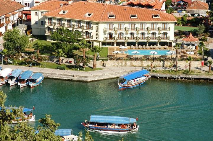 Dalyan Tezcan Hotel, Dalyan, Turkey, Turkey hotels and hostels