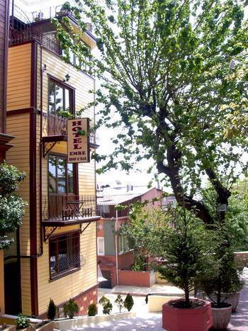 Emre Hotel, Istanbul, Turkey, cheap hotels in Istanbul