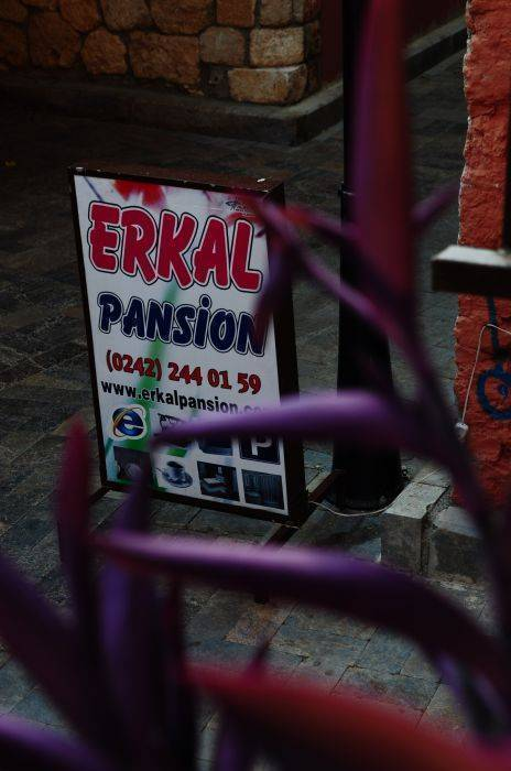 Erkal Pansion, Antalya, Turkey, Turkey hoteli i hosteli