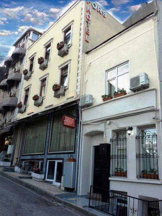 Fors Hotel, Istanbul, Turkey, Turkey hotels and hostels