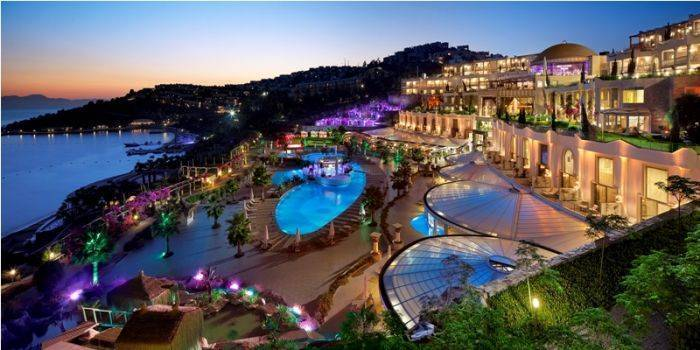 Gardens of Babylon Wellbeing Resort, Bodrum, Turkey, Turkey hotels and hostels