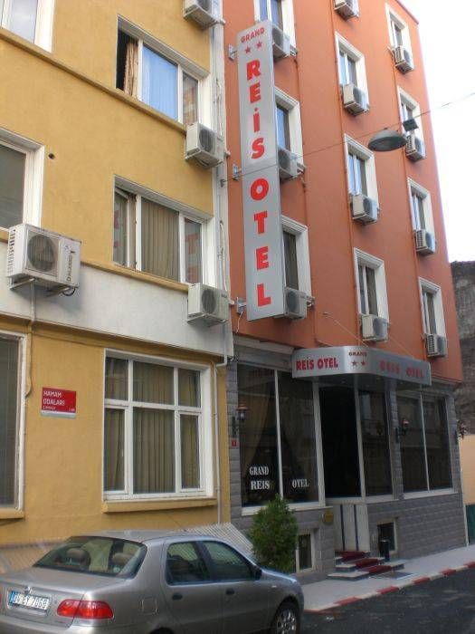 Grand Reis Otel, Fatih, Turkey, top 5 hotels and hostels in Fatih