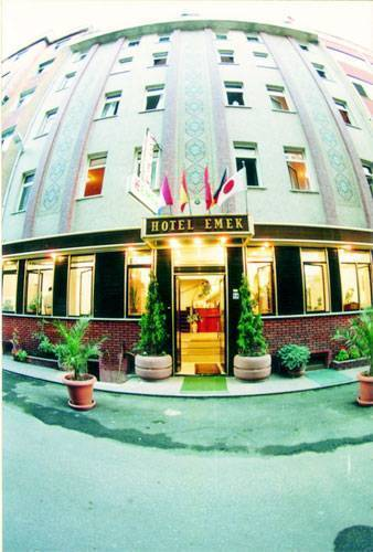 Hotel Emek, Istanbul, Turkey, Turkey hotels and hostels