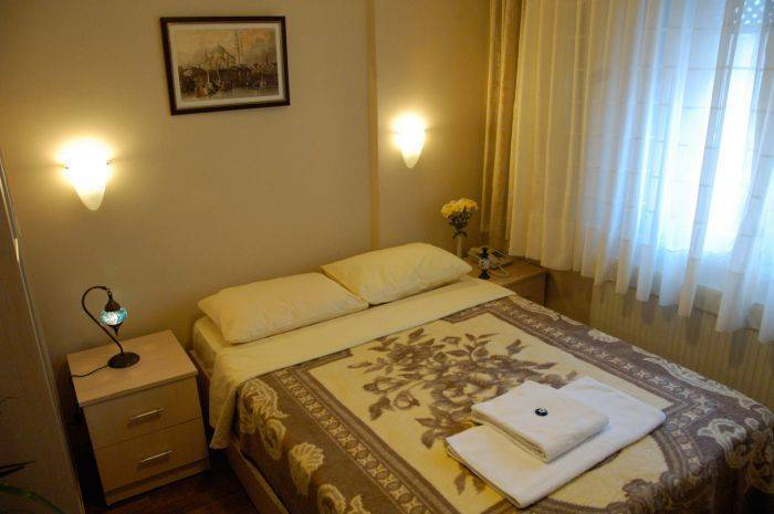 Hotel Ida, Istanbul, Turkey, backpackers hostels and backpacking in Istanbul
