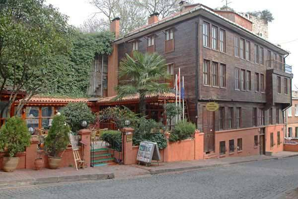 Hotel Ishak Pasa Konagi, Istanbul, Turkey, Turkey hostels and hotels