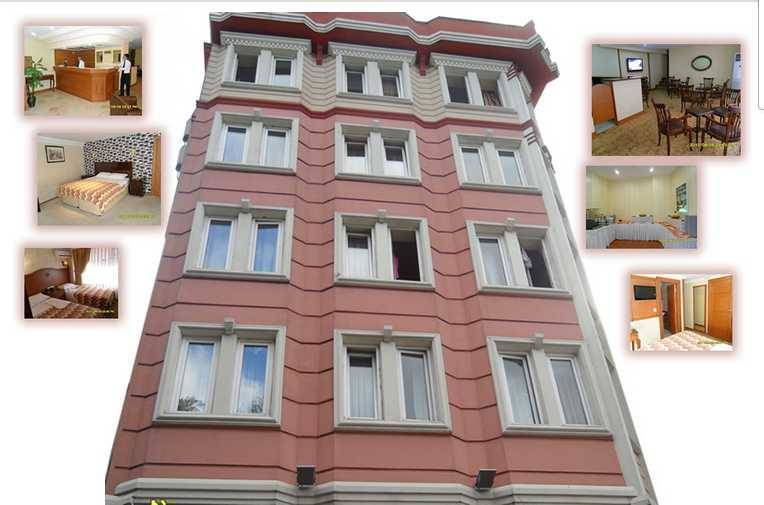 Madrid Hotel, Istanbul, Turkey, Turkey hotels and hostels