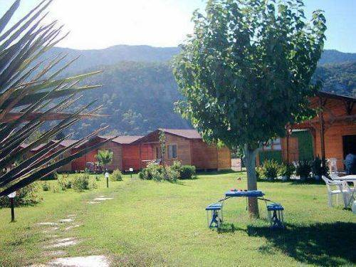 Ozge Hotel and Bungalow, Cirali, Turkey, where to stay and live in a city in Cirali