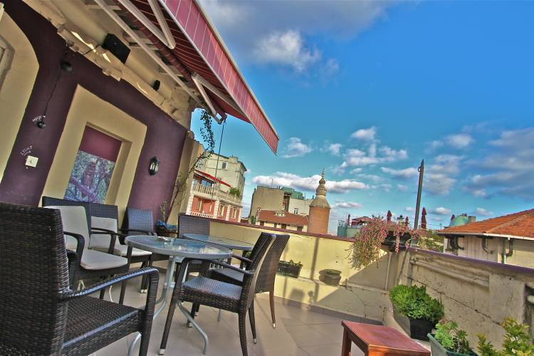 Rapunzel Hostel, Istanbul, Turkey, Turkey hotels and hostels