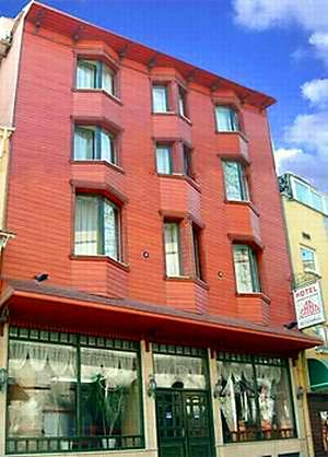 Saba Hotel, Istanbul, Turkey, coolest hostels and backpackers in Istanbul