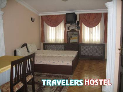 Travelers Hostel, Istanbul, Turkey, eco friendly hotels and hostels in Istanbul