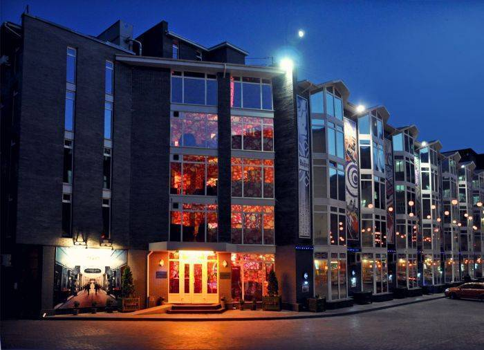 Art-Hotel Liverpool, Donets'k, Ukraine, affordable accommodation and lodging in Donets'k