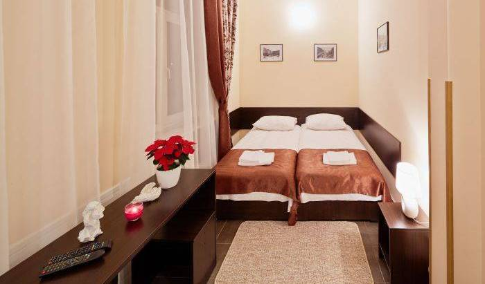 Sleep Hotel - Search available rooms for hotel and hostel reservations in L'viv 20 photos