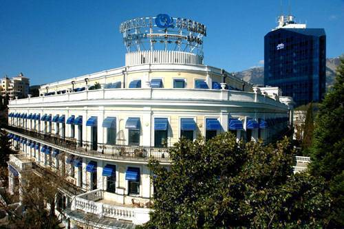 Hotel Oreanda, Yalta, Ukraine, Ukraine hotels and hostels