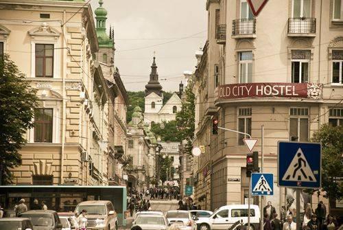 Old City Hostel, L'viv, Ukraine, hotels in safe neighborhoods or districts in L'viv