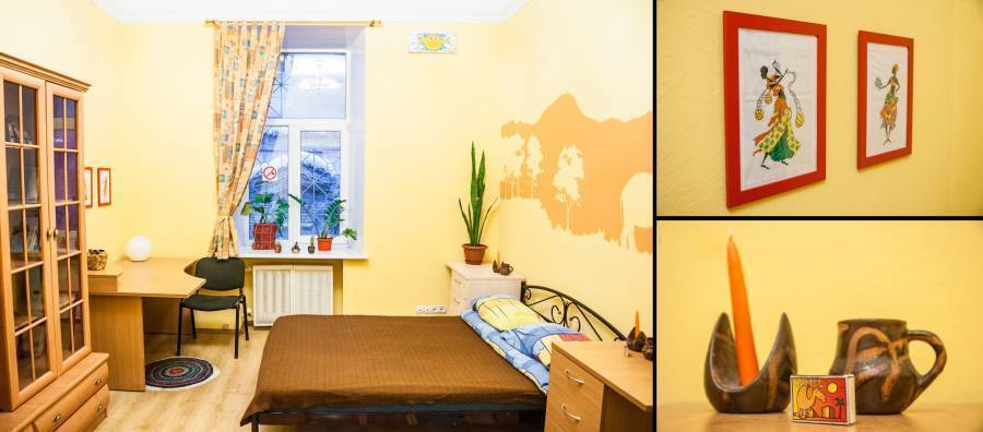 Tiu Kreschatik Hostel, Kiev, Ukraine, the world's best green hotels in Kiev