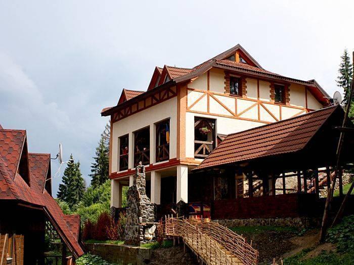 Uyta Karpatska Kazka Guesthouse, Slavskoye, Ukraine, Ukraine hotels and hostels