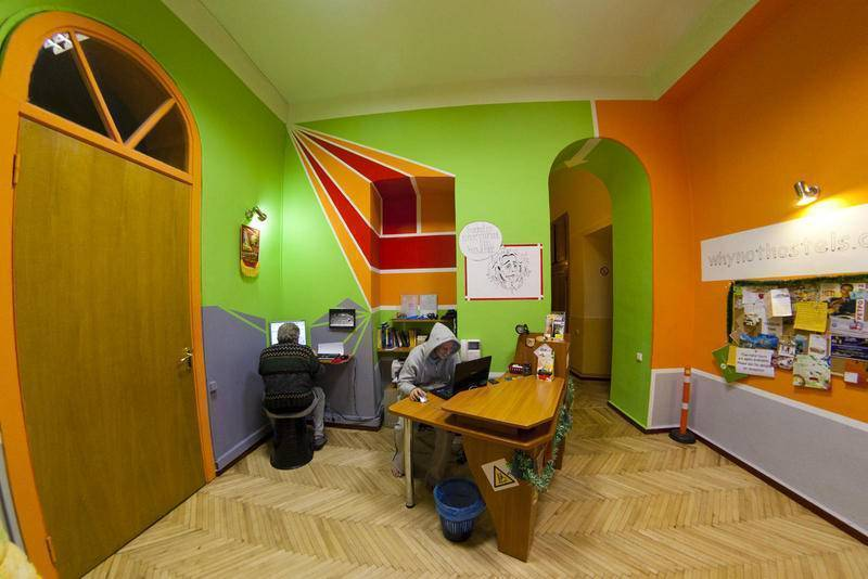 Why Not Hostel Kiev, Kiev, Ukraine, Ukraine الفنادق و النزل