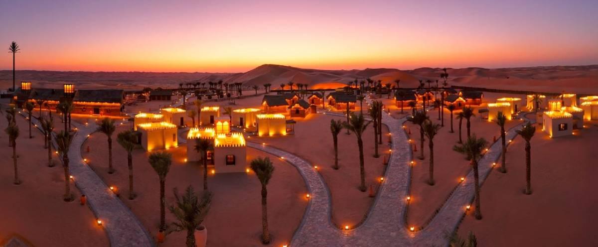 Arabian Nights Village, Abu Dhabi, United Arab Emirates, United Arab Emirates hoteluri și pensiuni