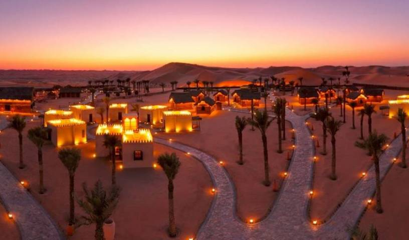 Arabian Nights Village, hotels and destinations off the beaten path 16 photos