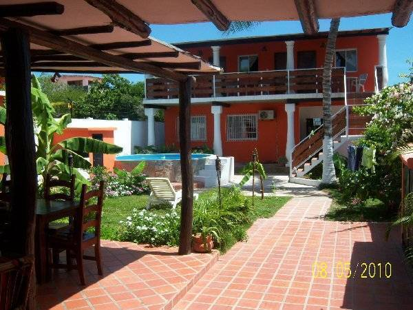 Posada Casa Rosa, Playa El Agua, Venezuela, list of top 10 hotels and hostels in Playa El Agua