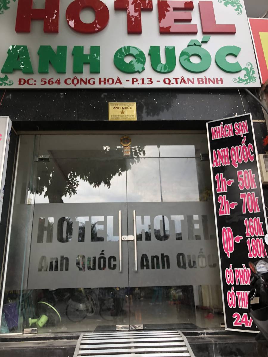 Anh Quoc, Thanh pho Ho Chi Minh, Viet Nam, Viet Nam hotels and hostels