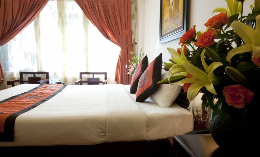 Aquarius Hanoi Hotel, Ha Noi, Viet Nam, book flights and rental cars with hotels in Ha Noi