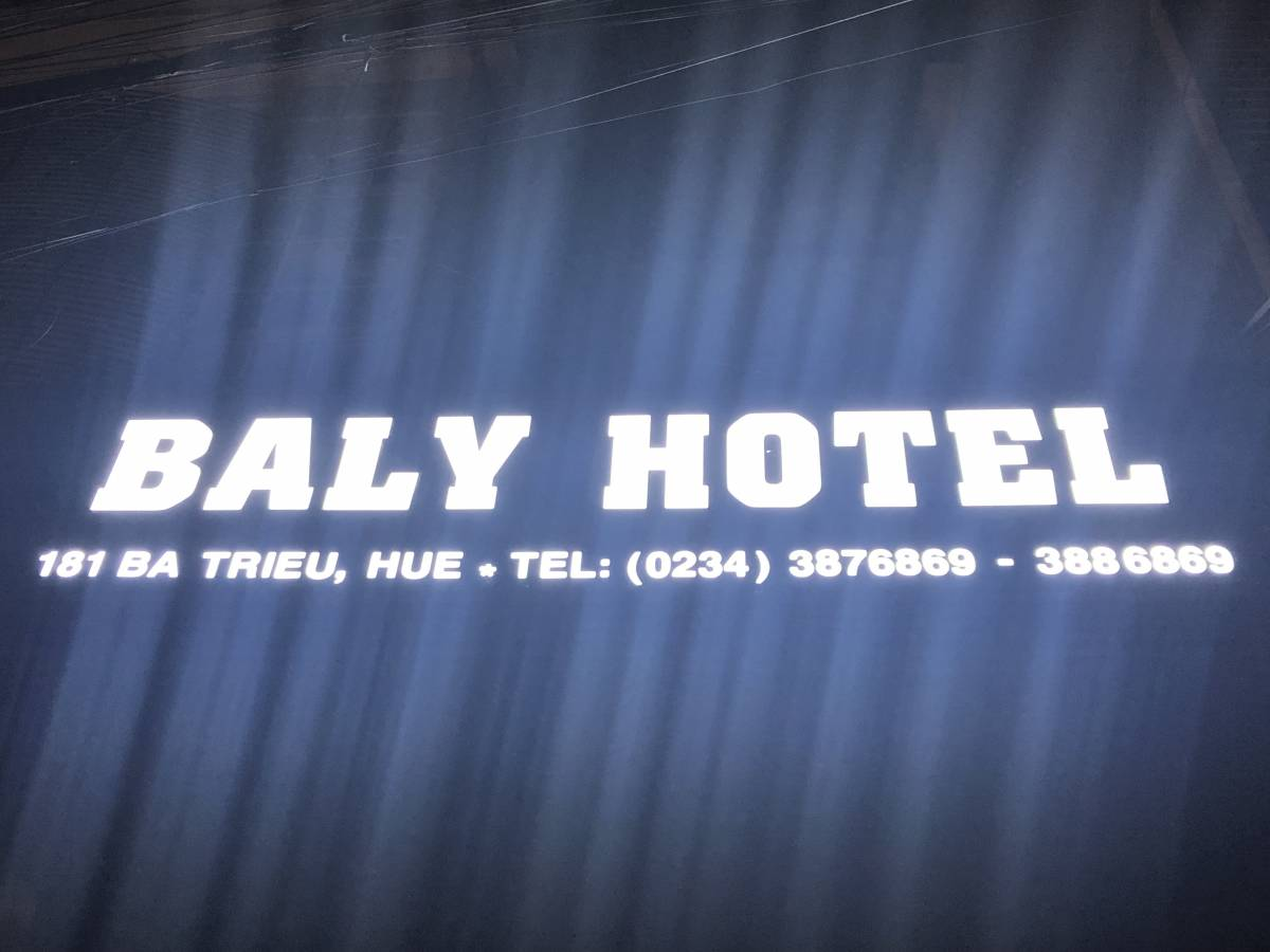 Baly Hotel, Hue, Viet Nam, open air bnb and hostels in Hue
