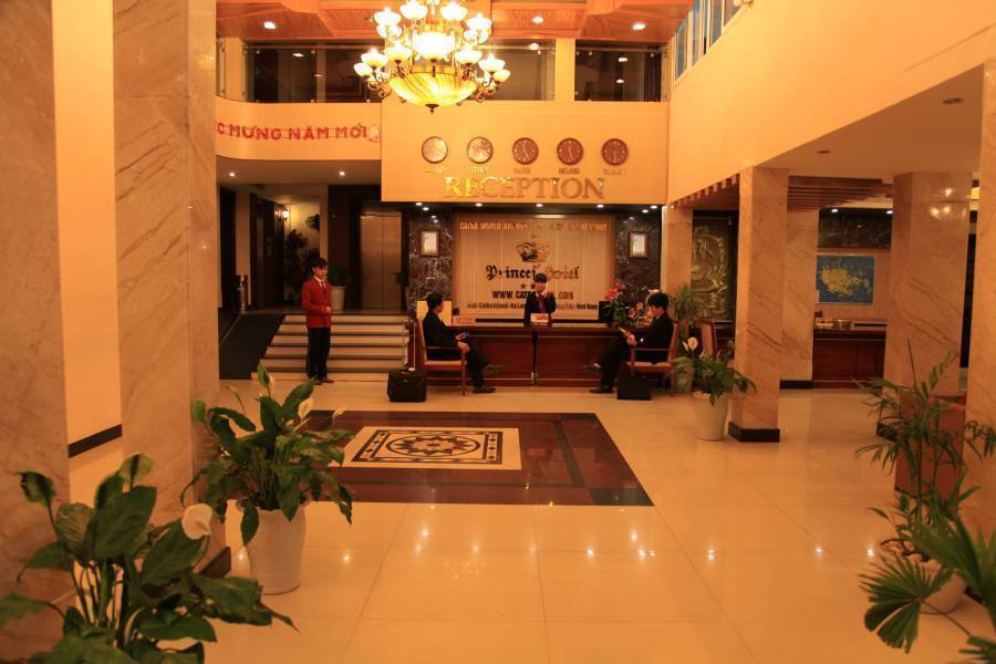 Cat Ba Princes Hotel, Cat Ba, Viet Nam, hotels with handicap rooms and access for disabilities in Cat Ba