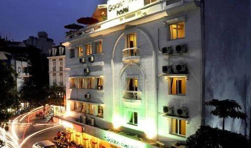 Golden River Hotel 25 photos