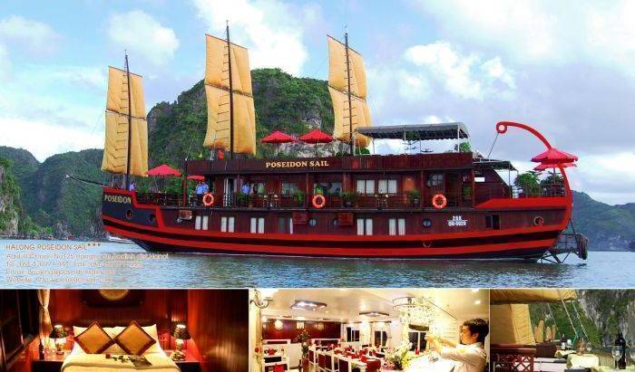 Halong Poseidon Sail 8 photos