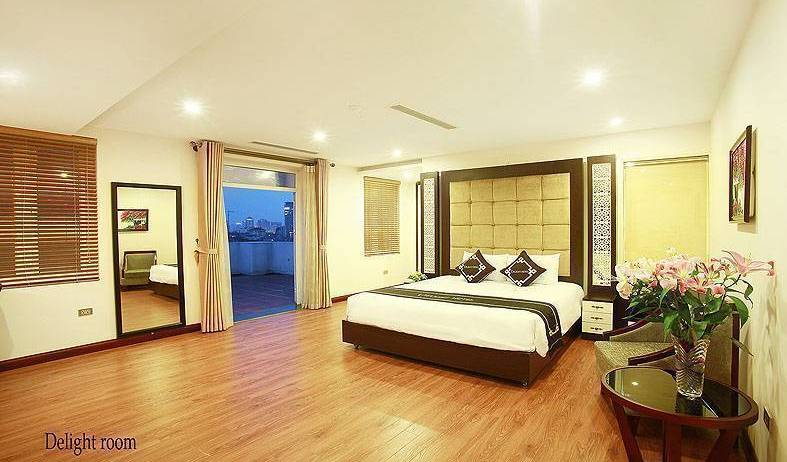 Hanoi Delight Hotel - Search available rooms for hotel and hostel reservations in Ha Noi 9 photos