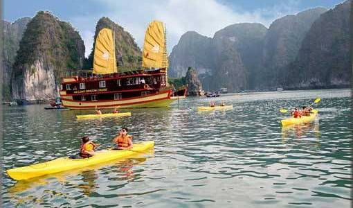 Oriental Dragon Cruise - Search available rooms for hotel and hostel reservations in Ha Long, VN 13 photos