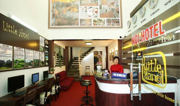 The Little Hanoi Hotel - Get low hotel rates and check availability in Ha Noi 12 photos
