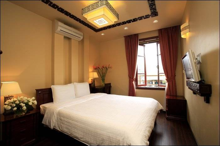 Gold Spring Hotel, Ha Noi, Viet Nam, hotels with rooftop bars and dining in Ha Noi