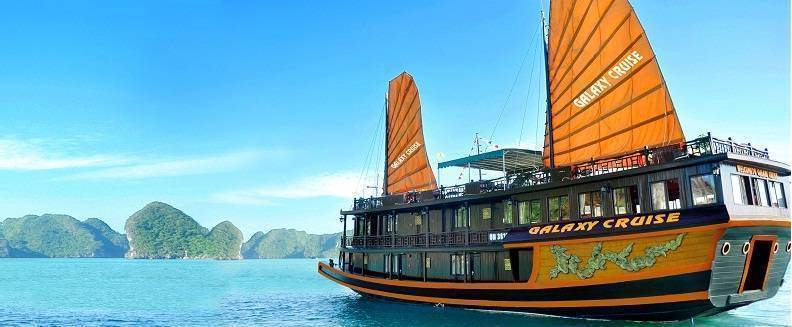 Halong Galaxy Cruise, Ha Noi, Viet Nam, Viet Nam hotels and hostels
