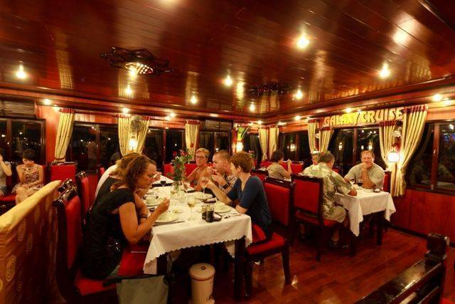 Halong Galaxy Cruise, Ha Noi, Viet Nam, famous vacation locations in Ha Noi