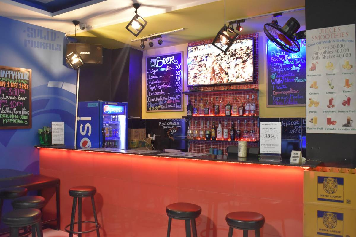 Hangout Hostel HCM, Thanh pho Ho Chi Minh, Viet Nam, online booking for hostels and budget hotels in Thanh pho Ho Chi Minh