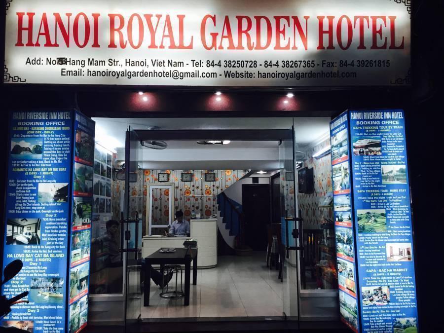 Hanoi Royal Garden Hotel, Ha Noi, Viet Nam, Turistklass hotell i Ha Noi
