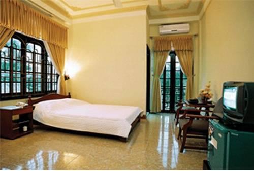 Hello Vietnam Hotel, Ha Noi, Viet Nam, Backpacking en goedkope accommodatie in Ha Noi