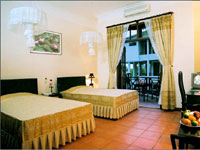 Hoai Thanh Hotel, Hoi An, Viet Nam, how to select a hotel and where to eat in Hoi An